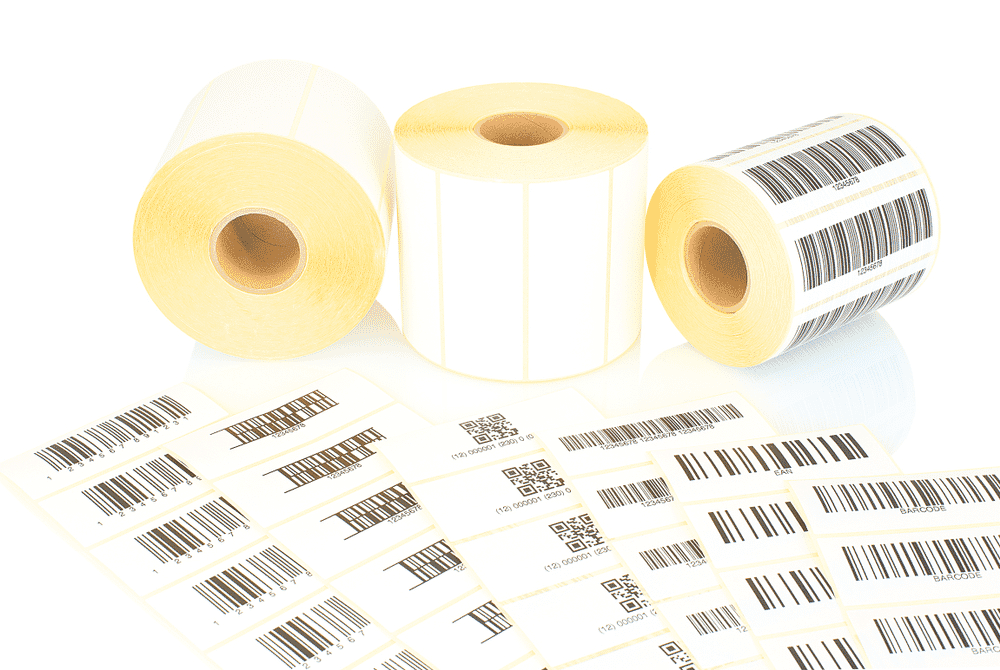 Roll to Roll Barcode