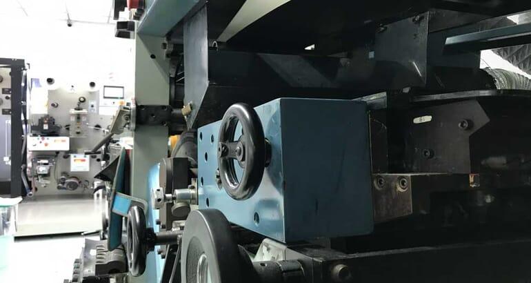 UV Rotary Printing
